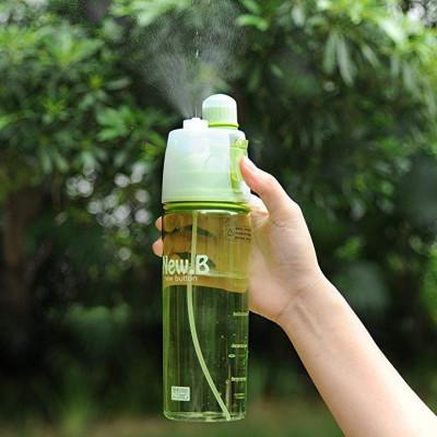 Mist Spray Sports Bottle | Green
