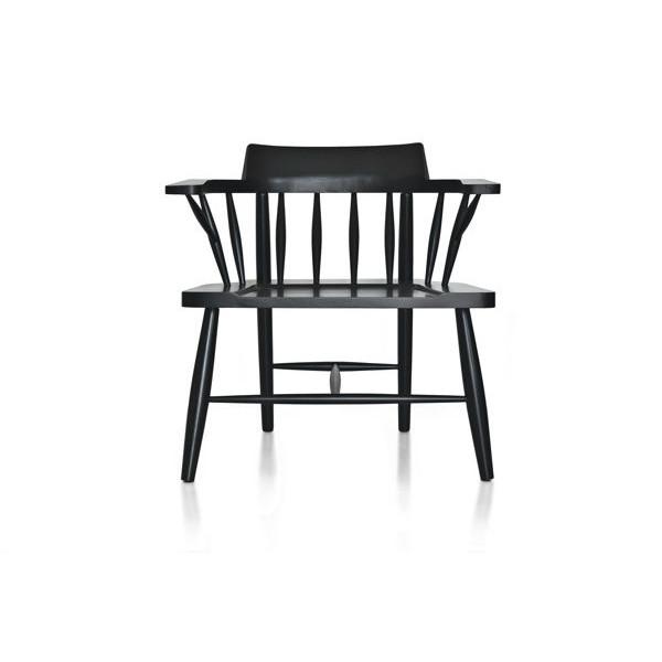 Low Chair R&B2 | Black