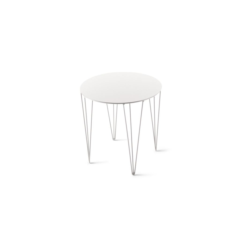 Chele Rounded Coffee Table | 4