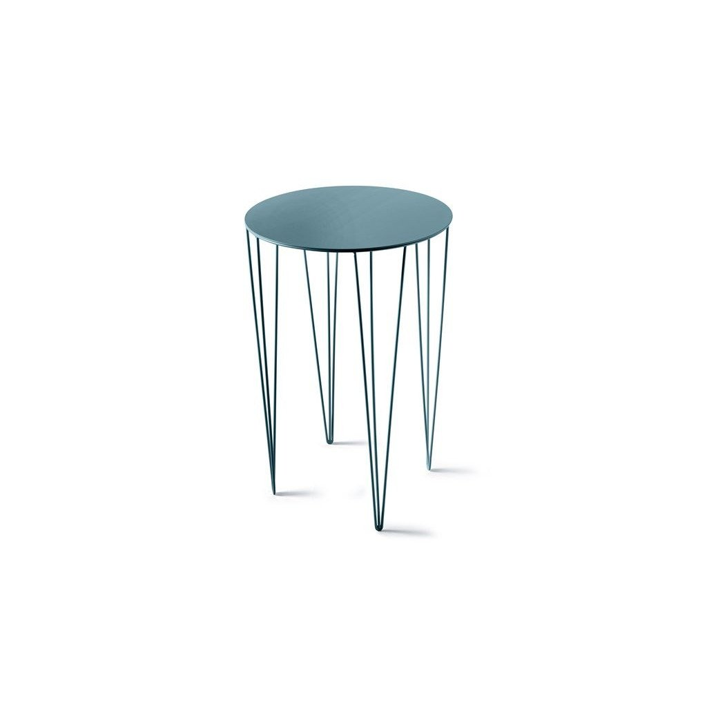 Chele Rounded Coffee Table | 6