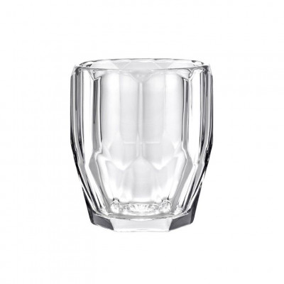 Ice Tumbler Clear   Set of 6