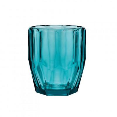 Ice Tumbler Turquoise   Set of 6