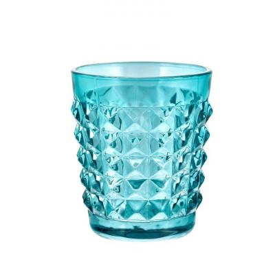 Tiffany Tumbler Turquoise   Set of 6