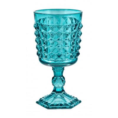 Tiffany Wine Turquoise   Set of 6