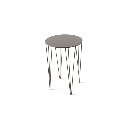 Chele Rounded Coffee Table | 5