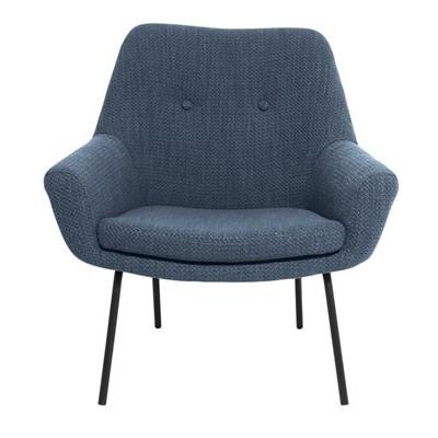 Lounge Chair   Blau