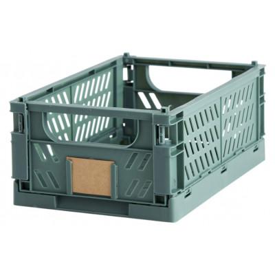 Storage Box Small | Cilantro Green