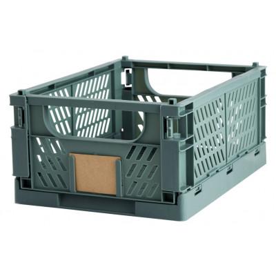 Storage Box Large | Cilantro Green