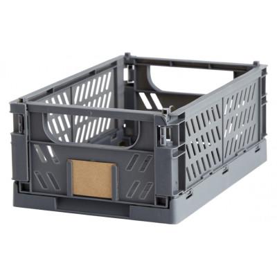 Storage Box Small | Castor Grey