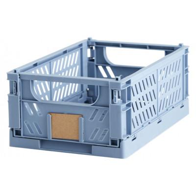 Storage Box Small | Ombre Blue