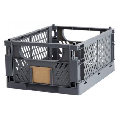 Storage Box Large | Castor Grey
