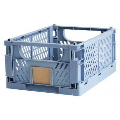 Storage Box Large | Ombre Blue