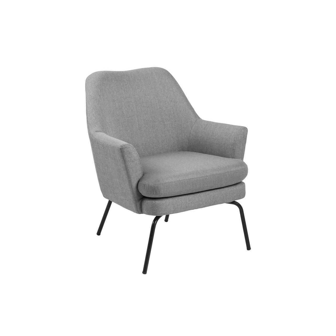 Resting Chair Gwen | Light Grey
