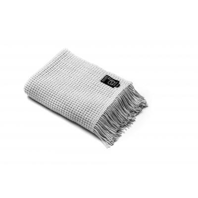 Basket Throw | Light Grey