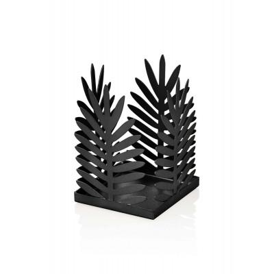 Kerzenhalter | Schwarz