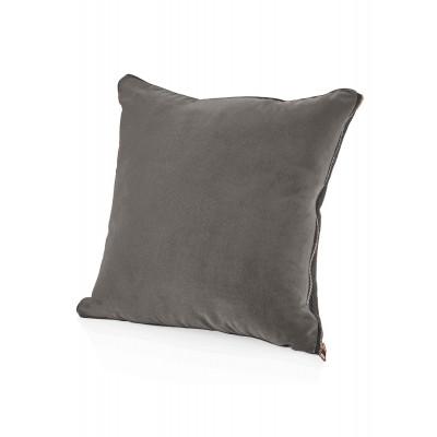 Kissen Velvet | Grau
