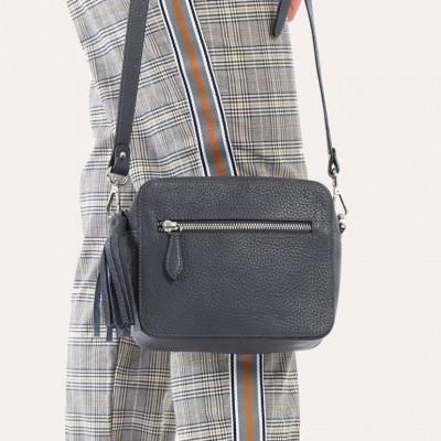 Leather Bag Loveable Crossbody | Blue