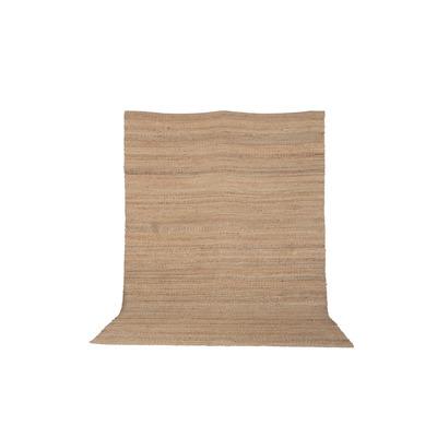 Teppich Kali Jute 200x300 cm   Natur