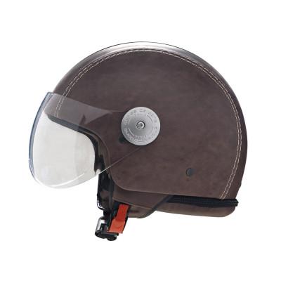 Helmet Vintage Visor A | Brown