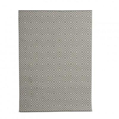 Teppich Evora 160 x 230 | Grau