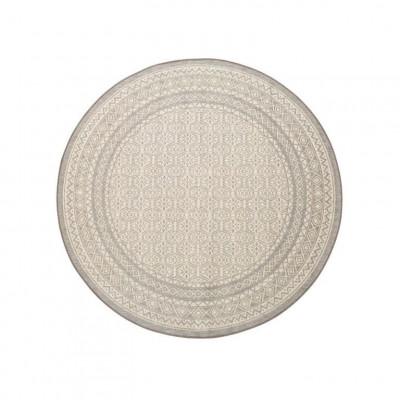 Teppich Tonar Ø 120 cm | Beige