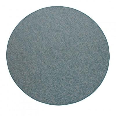 Teppich Salema Ø 200 cm | Blau