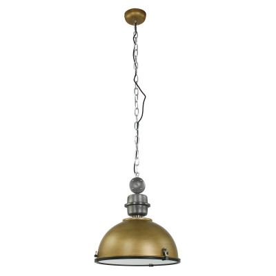 Pendant Lamp 1-L. Bikkel   Gold