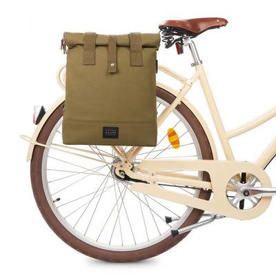 Rucksack & Fahrradtasche City | Olive