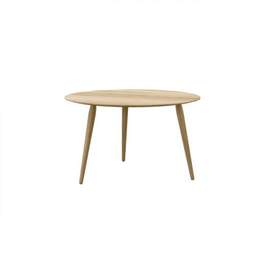 Coffee Table PLAYround Ø 75 | Natural Oak