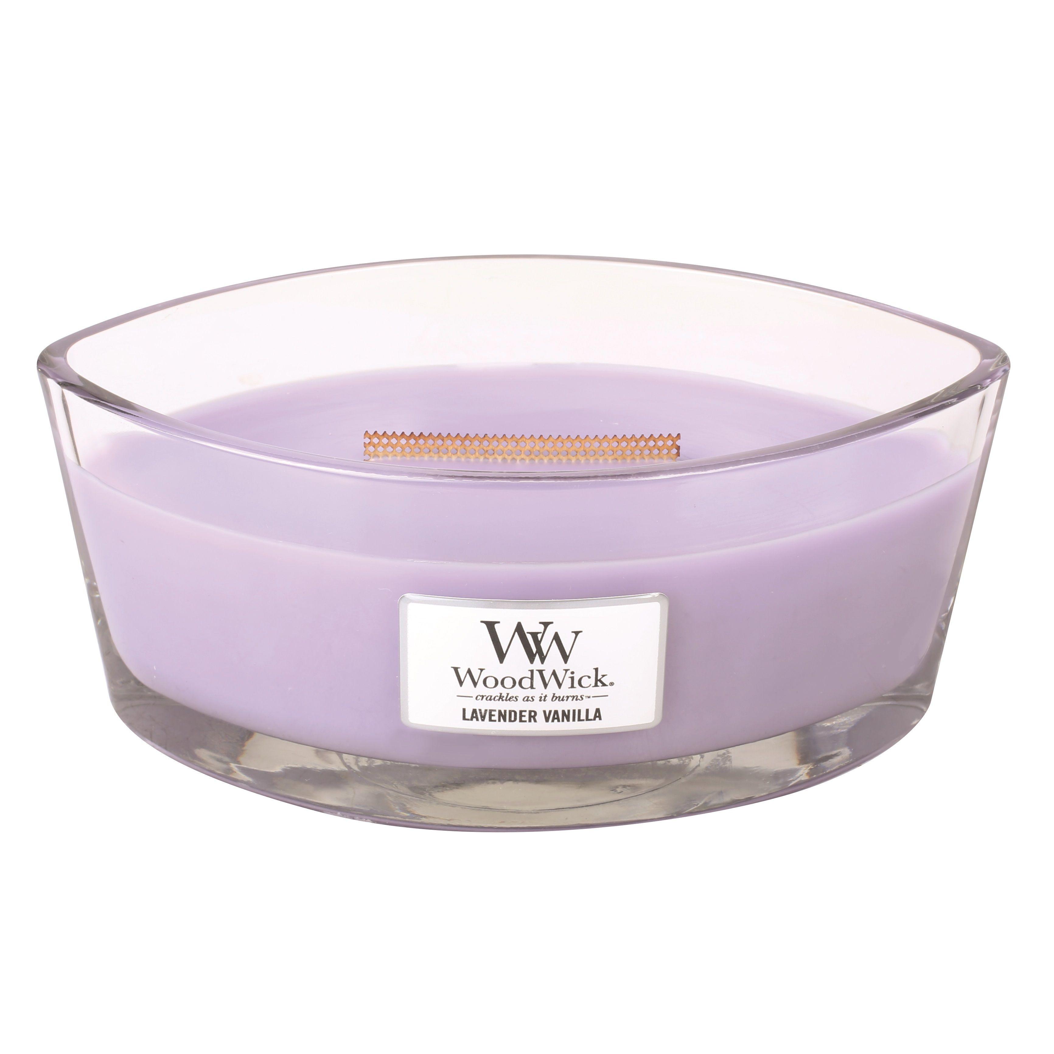 Ellipse Candle   Lavender Vanilla