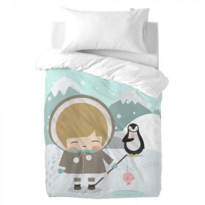 Duvet Cover 100 x 120 cm & Pillow 50 x 30 cm   Skymo
