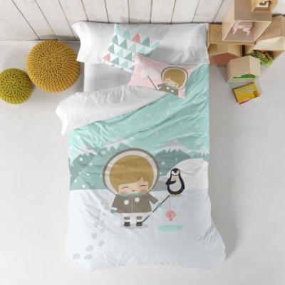 Duvet Cover 140 x 200 cm & Pillow 40 x 40 cm   Skymo Day