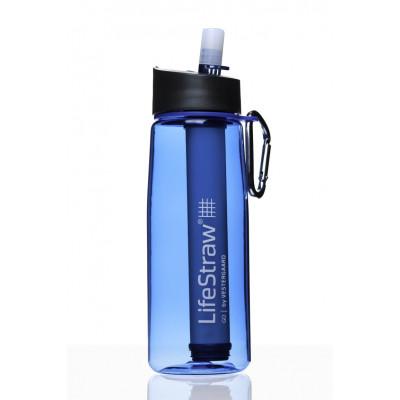Wasserfilterflasche LifeStraw Go