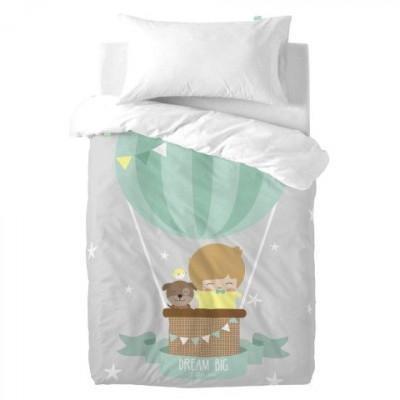Duvet Cover 100 x 120 cm & Pillow 50 x 30 cm   Air Balloon