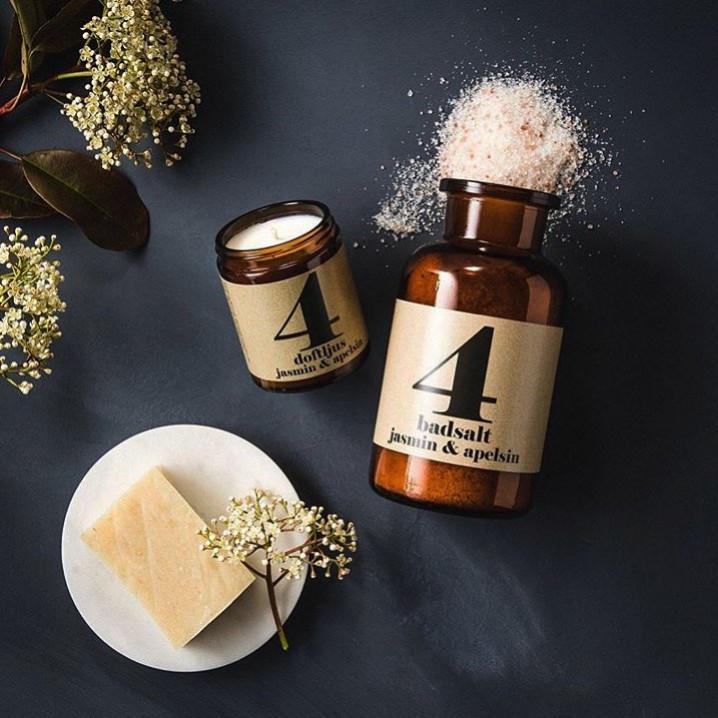 Savon Lavande + Bougie Parfumée Nerprun & Bouleau