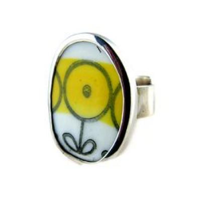 Furuvik - oval ring