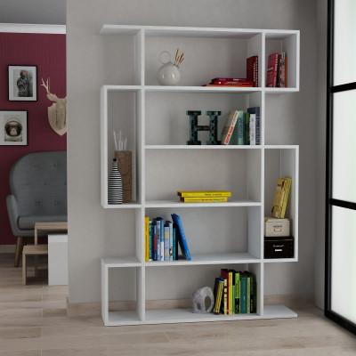 Bücherregal Mito   White