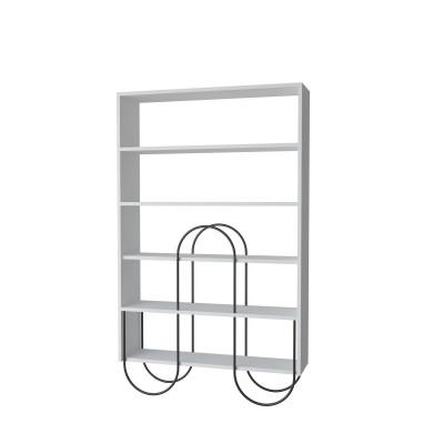 Bücherregal Norfolk | Weiß