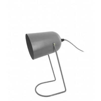 Tischlampe Enchant | Eisen Matt Mouse Grau
