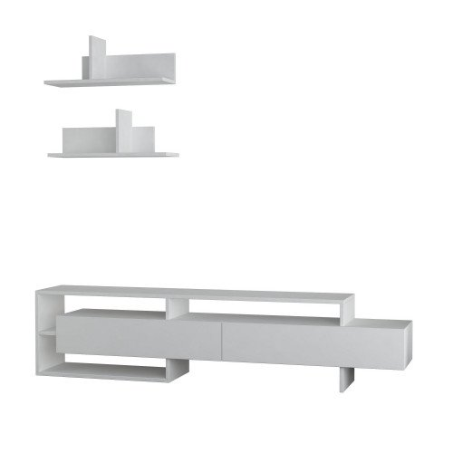 TV Stand Gara | White