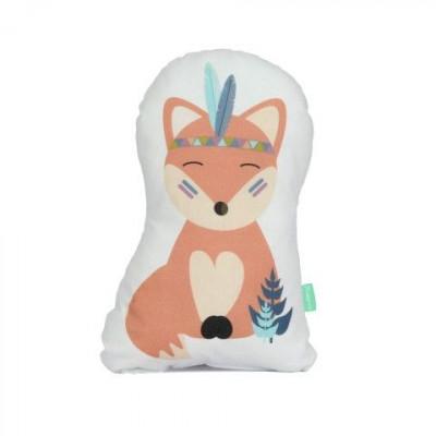 Kissen 40 x 30 cm   Indischer Fuchs