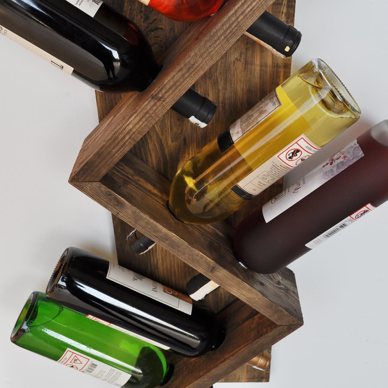 Wine Rack | 6 Bottles
