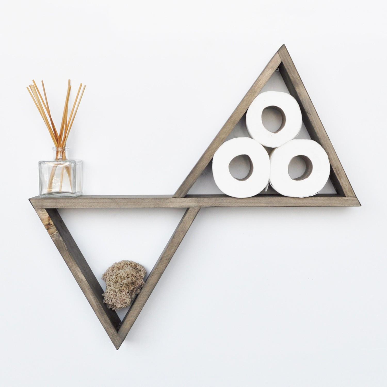 Wall Shelf Aa004 | Walnut