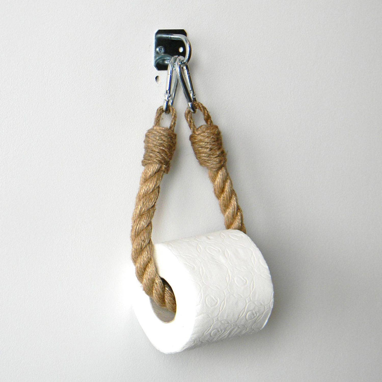 Pipe Hook / Toilet Roll Holder