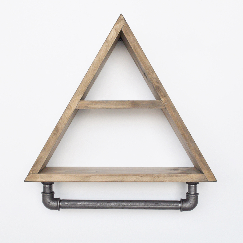 Pipe Shelf   Triangle