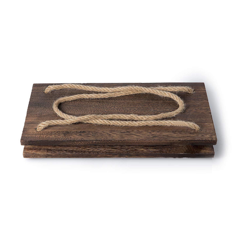 Double Shelf | Spruce Wood