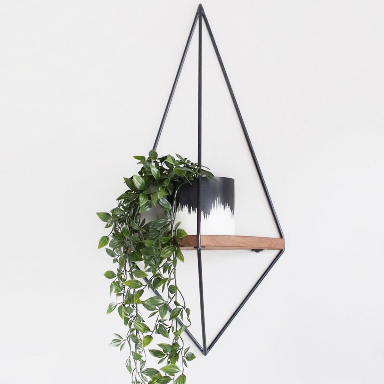 Hanging Shelf | Black Walnut
