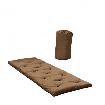 Bett in einer Tasche | Mocca