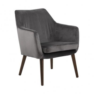 Lounge-Sessel Nora | Grau