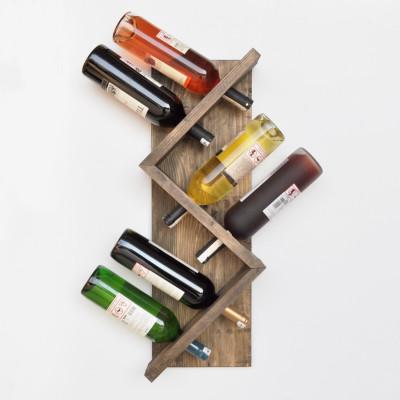 Weinregal | 6 Flaschen